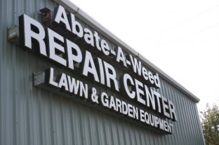 Abate-A-Weed Service Center